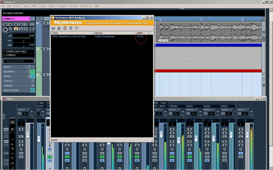 Sample-With-Cubase-Step-1