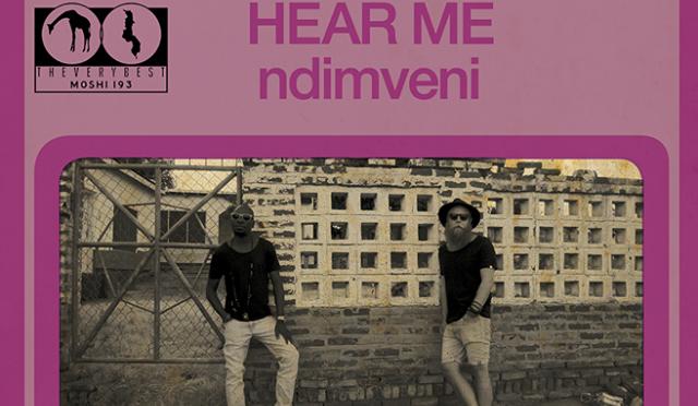 The Very best - Hear Me (Ndimveni)