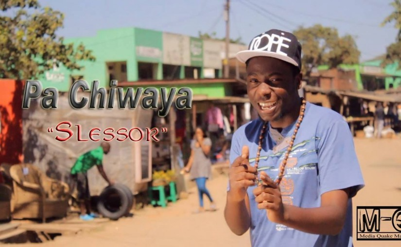 """Slessor Releases Video/Audio For New Single """"Pa Chiwaya"""""""