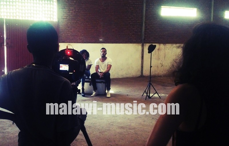 """Exclusive Photos From The Making Of Theo Thomson's Video """"Magic"""" Featuring Blakjak"""