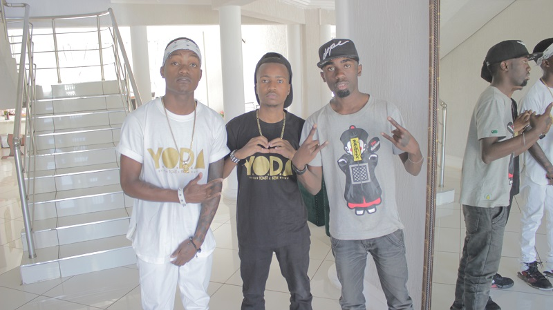 "Urban Rap Group Street Fame Soon to Release Visuals of Their Song ""Gold Chain"""